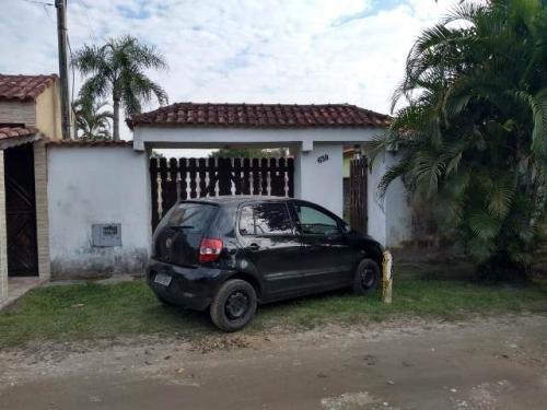 Chácara Com Piscina No Chácara Glória Em Itanhaém! - 5588