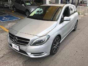 Mercedes-benz B Class 2013