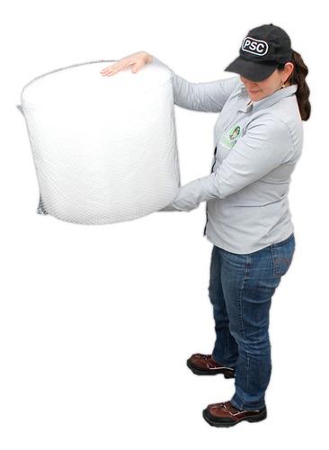P Rollo Plástico Burbuja De 40cm X 50 Metros