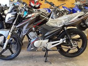 Yamaha Ybr 125 Z 2018 Marellisports Financio