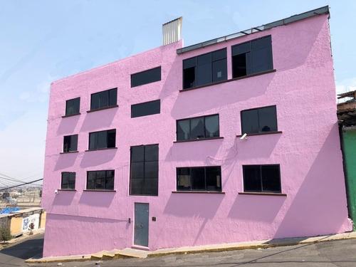 Imagen 1 de 30 de Se Vende Edificio Para Fábrica/oficinas/bodega En Iztapalapa
