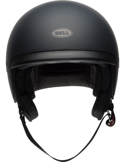 Capacete Bell Scout Air Preto Fosco