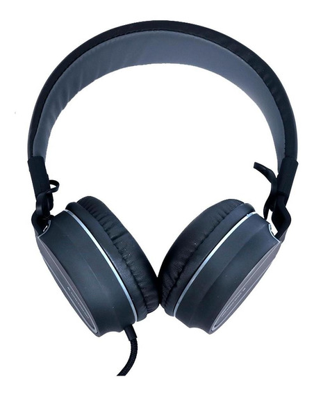 Headphone Goldship Com Fios Delfos Fo-1432 Preto