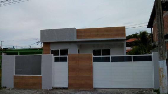 Casa Para Venda No Manilha Em Itaboraí - Rj - 1625