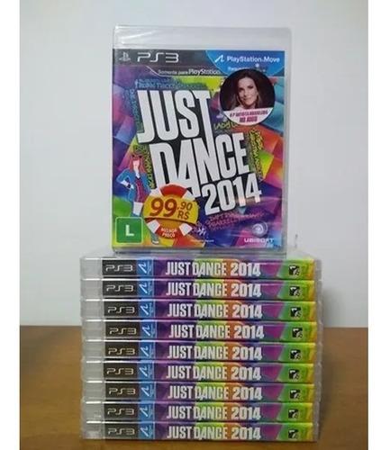 Jogo Just Dance 2014 C/ Ivete Sangalo Ps3 - Playstation 3