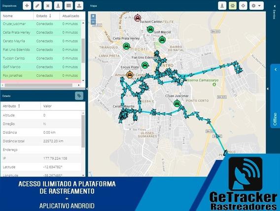Plataforma De Rastreamento / Monitoramento Veicular 2017