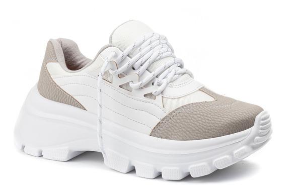 Tênis Vizzano Dad Sneaker Branco