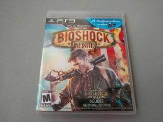 Bioshock Infinite Con Bioshock 1 Original Para Ps3