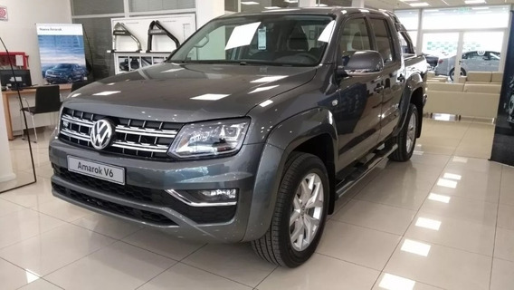 0km Volkswagen Amarok 3.0 V6 Cd Highline 4x4 Tasa 15% Vw 2