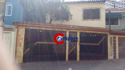 Sobrado Com 3 Dormitórios À Venda, 135 M² Por R$ 580.000,00 - Macedo - Guarulhos/sp - So2061