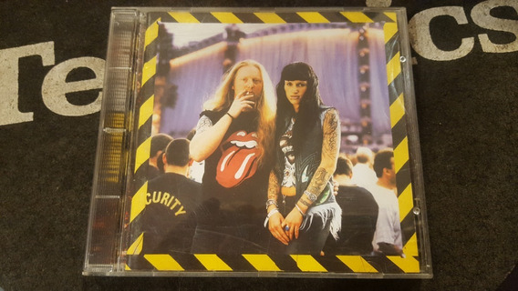 The Rolling Stones No Security - Live Cd Ex