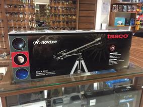 Telescópio Tasco Refrator Novice 800x60 Mm