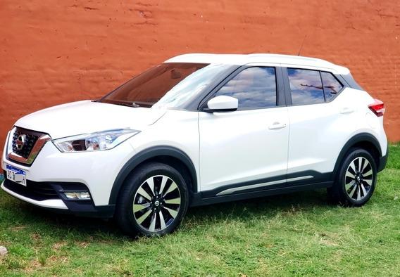 Nissan Kicks 1.6 Advance 120cv Automática Única Mano