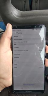 Huawei Mate 10 Pro 6 Ram/128 Gb Estado 9/10 Detalle