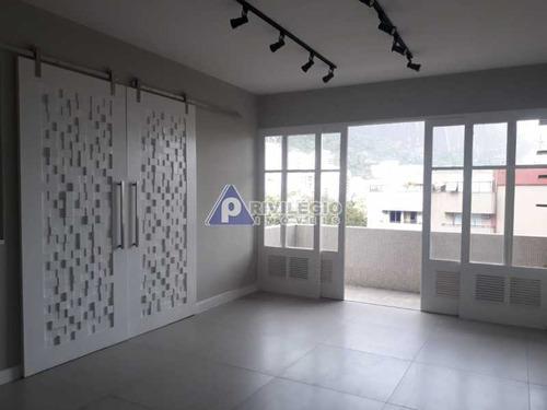 Imagem 1 de 30 de Apartamento À Venda, 3 Quartos, 1 Suíte, 2 Vagas, Jardim Botânico - Rio De Janeiro/rj - 4214