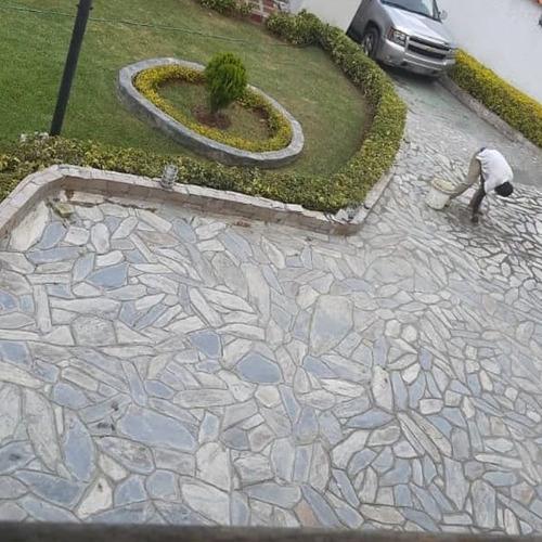 Cerámica Piedra Laja 0.70 Dls X Metro + Envío A Obra