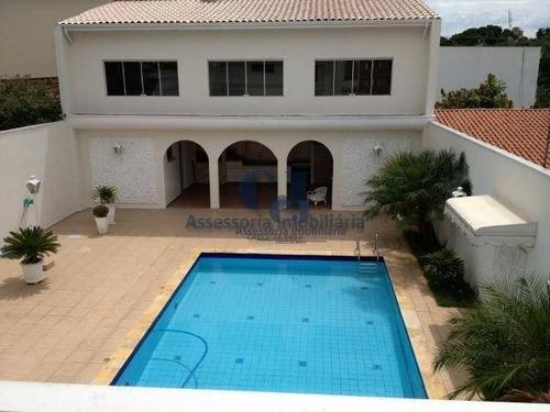Imagem 1 de 13 de Casa Com 4 Dormitórios À Venda, 300 M² Por R$ 1.450.000 - Jardim Embaixador - Sorocaba/sp - Ca0286