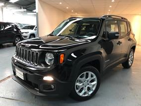 Jeep Renegade 100% Financiado Con Entrega Pactada