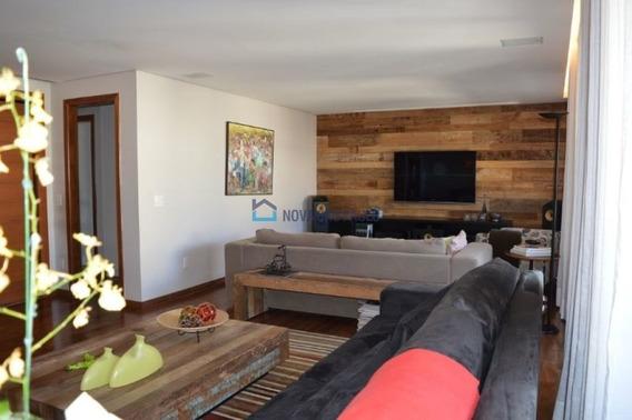 Apartamento Moderno, Terraço Gourmet, 3 Suítes E 3 Garagens. - Mo435