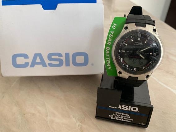 Reloj Casio Análogo/digital