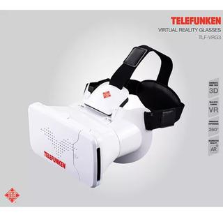 Lentes De Realidad Virtual Y Realidad Aumentada Telefunken