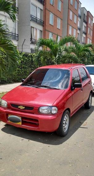Carro Chevrolet Alto Con Papeles