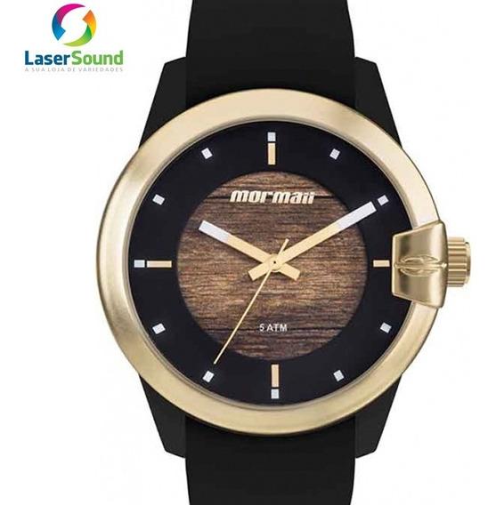 Relógio Mormaii Feminino Mo2035jl/8m, C/ Garantia E Nf