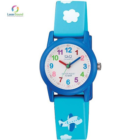 Relógio Q&q By Citizen Infantil Vr99j005y Com Garantia E Nf