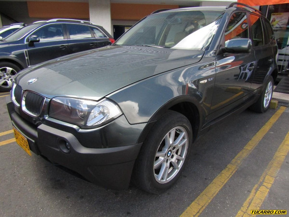Bmw X3 [e83] 2.5i At 2500cc