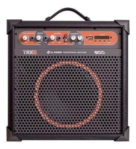 Caixa De Som Multiuso Ll Audio Trx 8