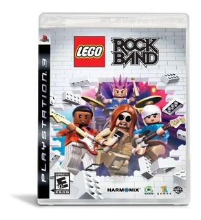 Juegos,lego Rock Band - Playstation 3