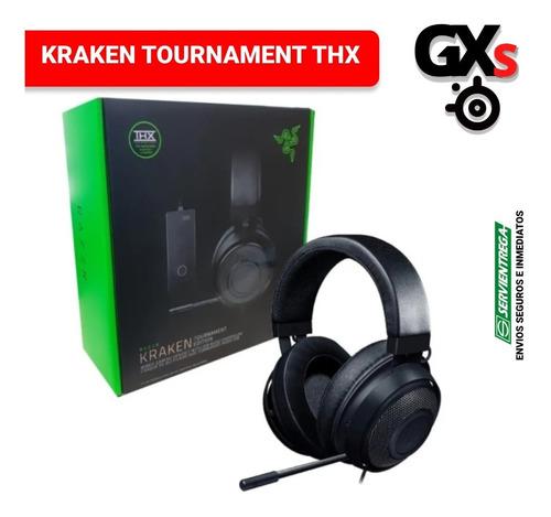 Gxs | Audifonos Razer Kraken Tournament  Gaming Thx 7.1