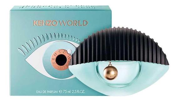 Perfume Original Kenzo World Edp 75ml