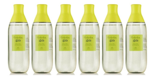 Spray Perfumado X6 Lima Y Flor De Naranja Tododía Natura