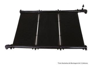 Panel Climatizador Solar De Pileta Colector Tek4000 - Teksol