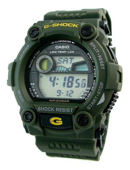 Relógio Casio G-shock G7900-3dr Novo Original Pronta Entrega