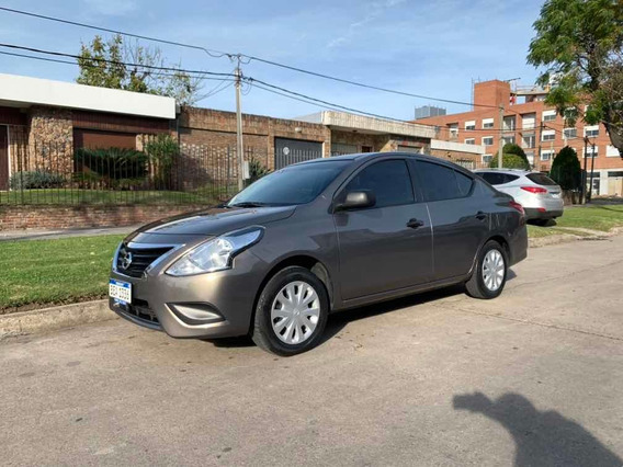 Nissan Versa Drive 1.6 16v Unico Dueño Permuto, Financio!!!