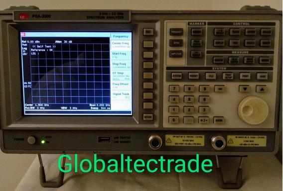 Analizador De Espectro 3ghz Con Generador De Tracking
