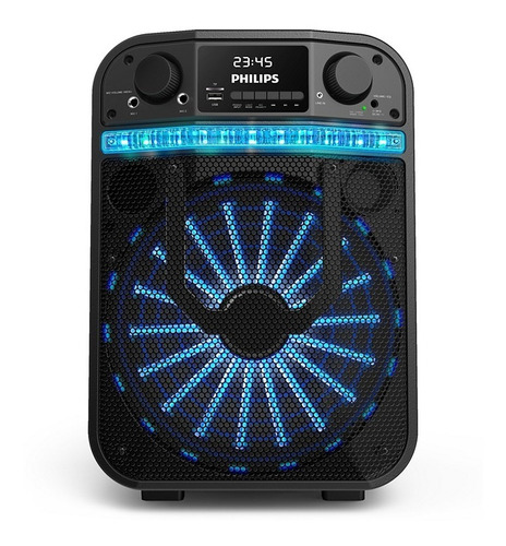 Parlante Bluetooth Philips Tanx20 Bass+ Party Speaker 40w