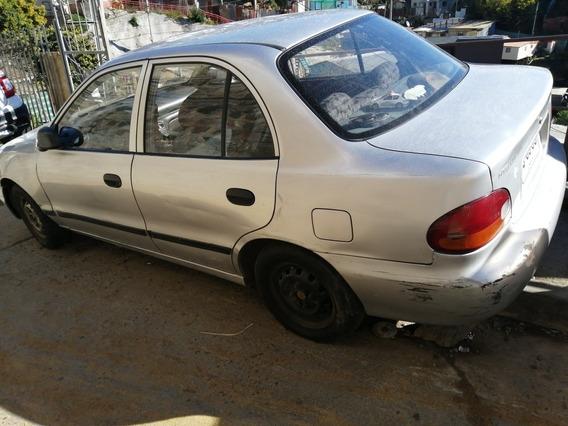 Hyundai Accent Valparaíso