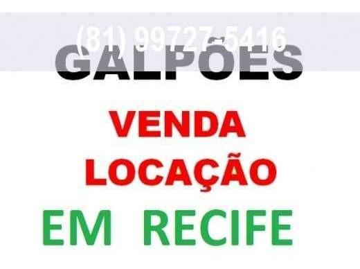 Área Industrial Para Locação Em Recife, Imbiribeira - 6665_2-321573
