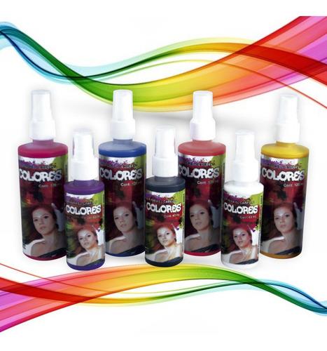 Laca Cabello - Colores Surtidos 125ml - mL a $46