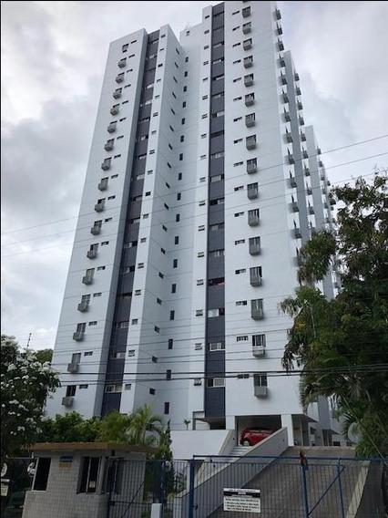 Apartamento Com 3 Dormitórios À Venda, 63 M² Por R$ 280.000 - Torre - Recife/pe - Ap1912