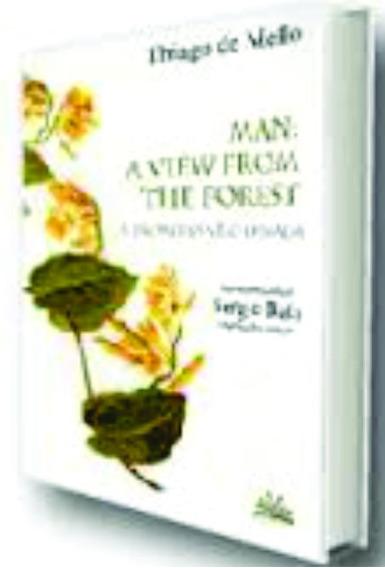 Poesia - A Floresta Vê O Homem + 1 Brinde + Frete Grátis!!!