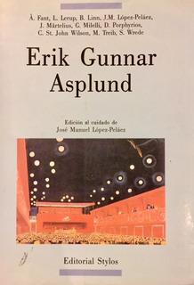 Erik Gunnar Asplund (arquitectura)