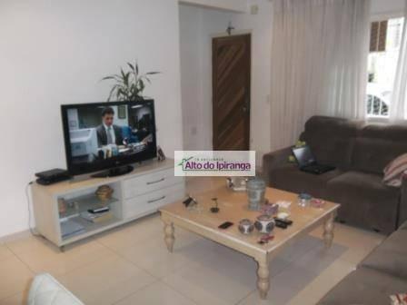Sobrado Com 2 Dormitórios À Venda, 100 M² Por R$ 580.000,00 - Ipiranga - São Paulo/sp - So0158