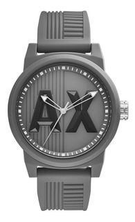 Reloj Armani Hombre Caucho Sumergible Tienda Oficial Ax1452