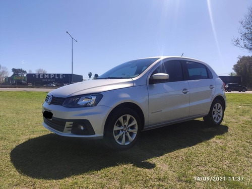 Imagen 1 de 10 de Volkswagen Gol Trend 1.6 Comfortline 101cv 2017