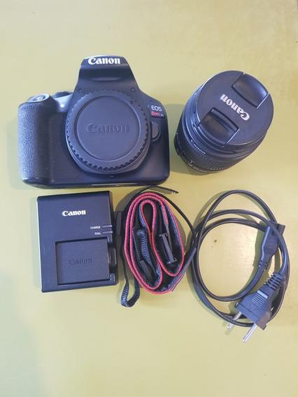 Câmera Profissional Cânon T6