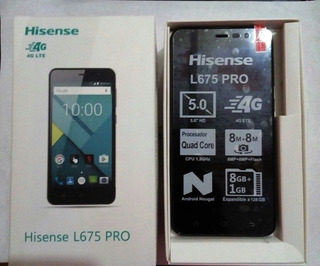 Teléfono Hisense L675 Pro 4g